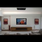 DF75-55 5.1 system, installed by New Wave AV